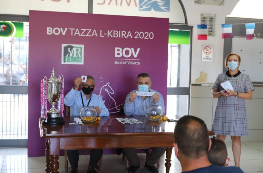 Jitilgħu L-Poloz Taż-Żwiemel Finalisti Tat-Tazza L-Kbira