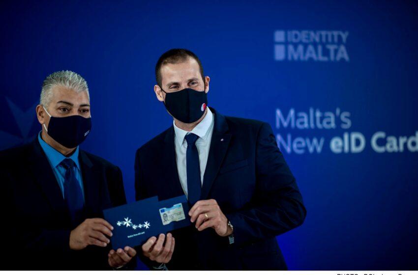 Mil-Lum Diffiċli Tiffalsifika L-Karta Tal-Identità Maltija… Aqraw Għaliex