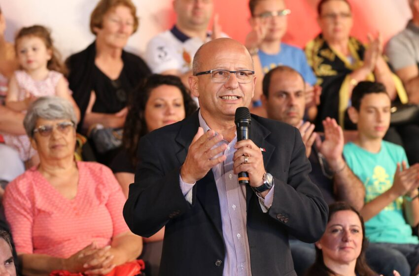 Edwin Vassallo Jiddikjara Li L-PN Mhux Partit Liberali