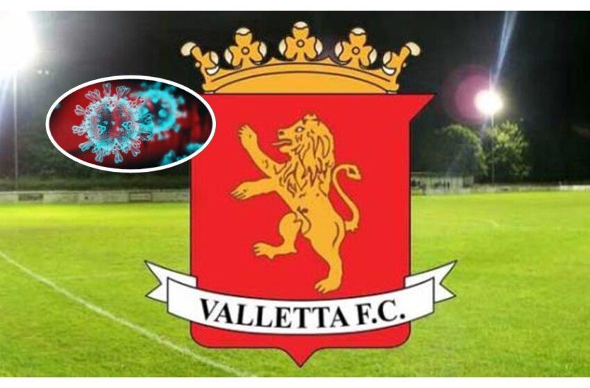 Valletta FC Bi Plejer Pożittiv Għall-Covid-19