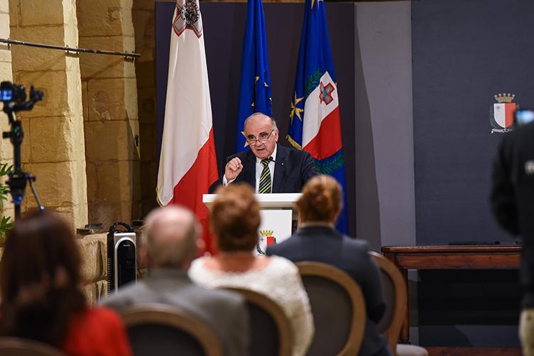 Bil-Filmat: Il-President Jirrimarka Li Qegħdin Qrib Li Nitilfu L-Bilanċ Bejn Il-Progress U L-Wirt Naturali