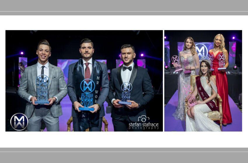 Ir-Rebbieħa Ta' Miss u Mister World Malta 2020