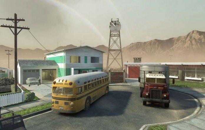 Bil-Filmat: Call Of Duty U Nuketown