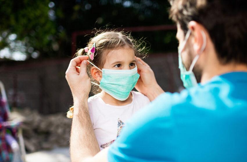 Studji Juru Li T-Tfal Jimirdu U Jxerrdu L-Coronavirus Daqs Nofs L-Adulti