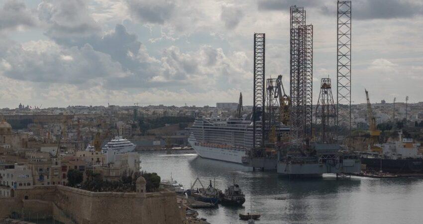 Il-Port Il-Kbir Mistenni Jerġa' Jieħu L-Ħajja: Ser Jitneħħew Ir-Rigs Li Jinsabu F'Palumbo