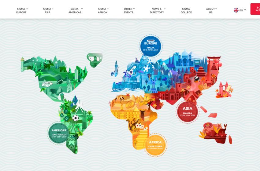 SiGMA Mill-Ġdid B'Viżjoni Globali Ġdida U Korsijiet B'Xejn