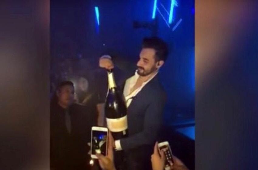 Bil-Filmat: Jiżloqlu Flixkun Xampanja Li Jiswa £30,000 U…