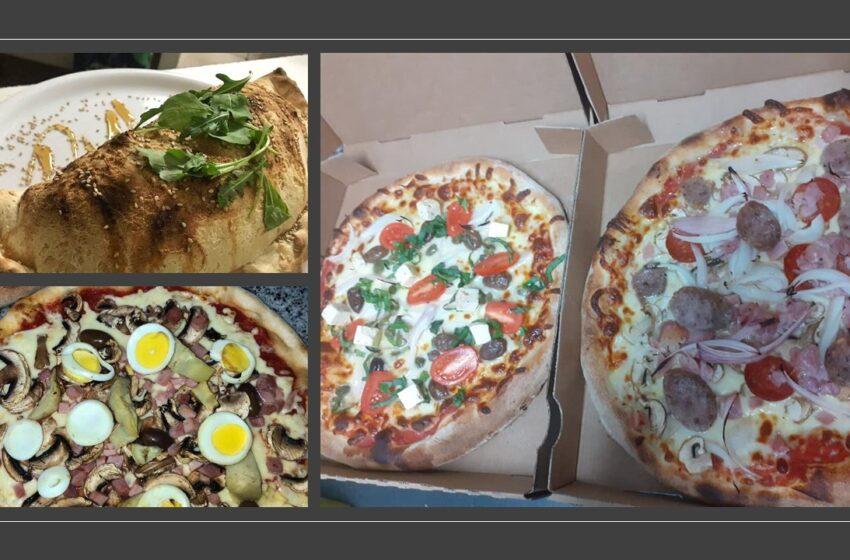 Għandek Aptit Pizza Tajba? Ta' Stringi Fin-Naxxar…