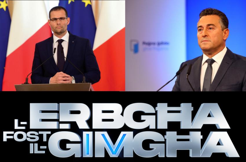Robert Abela U Bernard Grech Illejla Fuq L-Erbgħa Fost Il-Ġimgħa