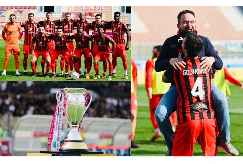 Il-Ġimgħa Probabbli L-Konferma.. Għat-Tmien Darba Fl-Istorja.. Ħamrun Spartans Champions