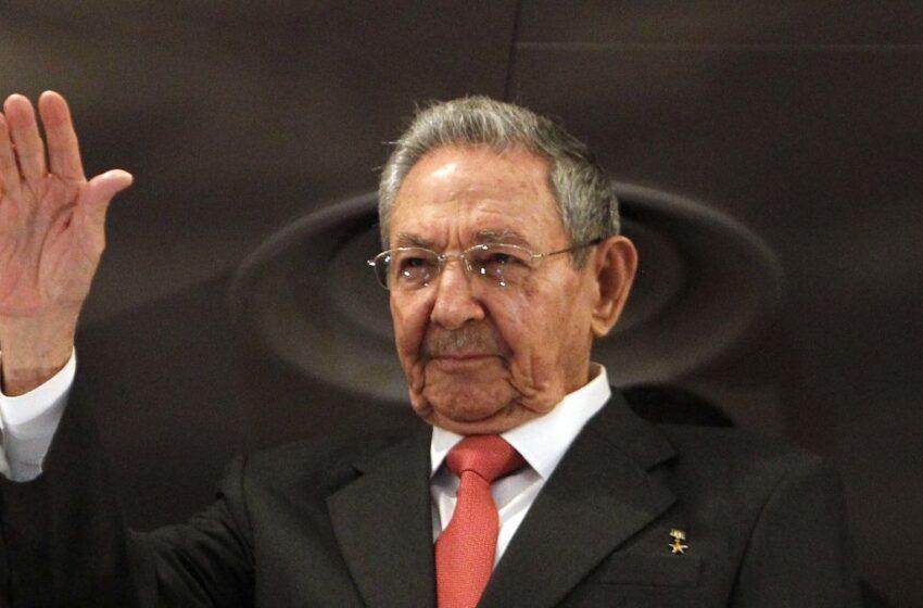 Raul Castro Jirriżenja Minn Mexxej Tal-Partit Komunista Kuban