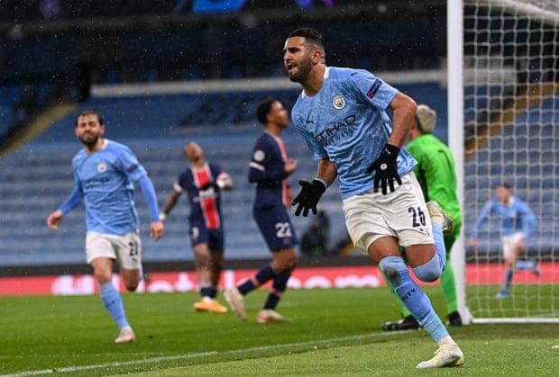 UCL – Doppjetta ta' Mahrez U Manchester City L-Ewwel Finalisti.. Illejla Chelsea Jilqgħu Lil Real Madrid