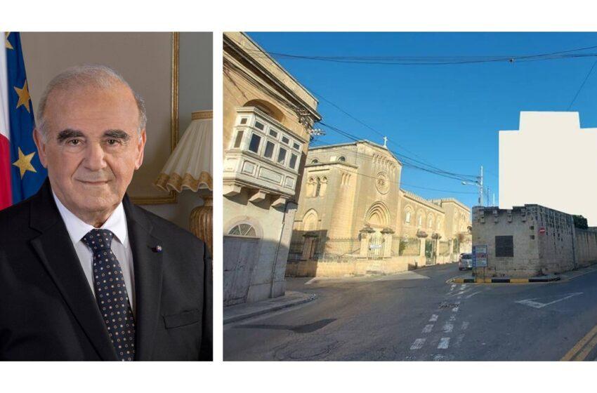 Il-President Iwieġeb Għall-Kritika Talli Esprima Tħassib Dwar Kostruzzjoni Fiż-Żejtun