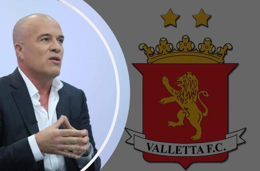 Alexander Fenech Mistenni Jkun President ta' Valletta FC