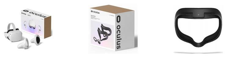 Sejħa Lura T'Oculus Quest 2 Virtual Reality Headsets