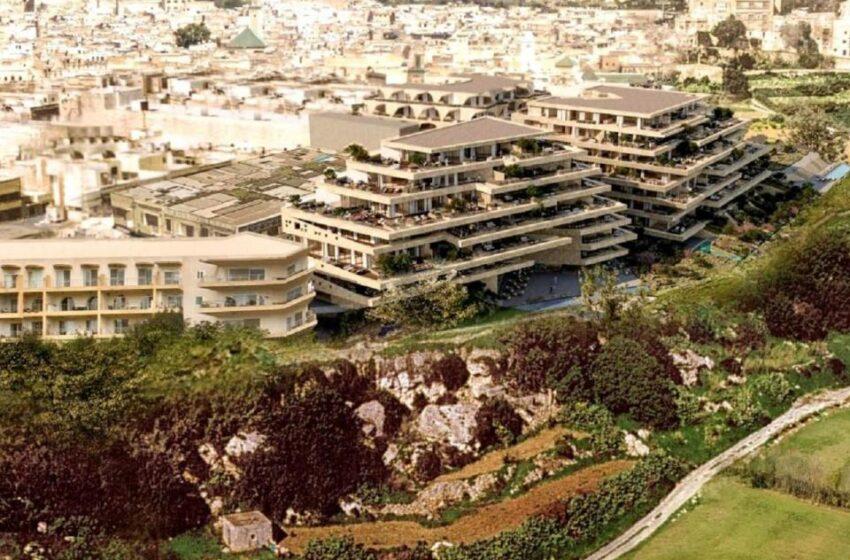Se Tinbena Mill-Ġdid Lukanda Mitluqa Fir-Rabat