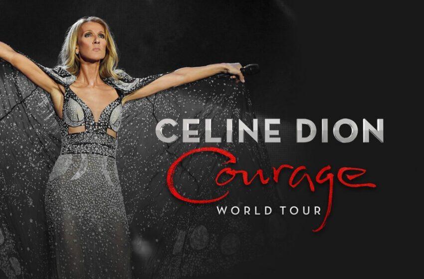 Celine Dion B'Kunċert F'Malta Fl-2023