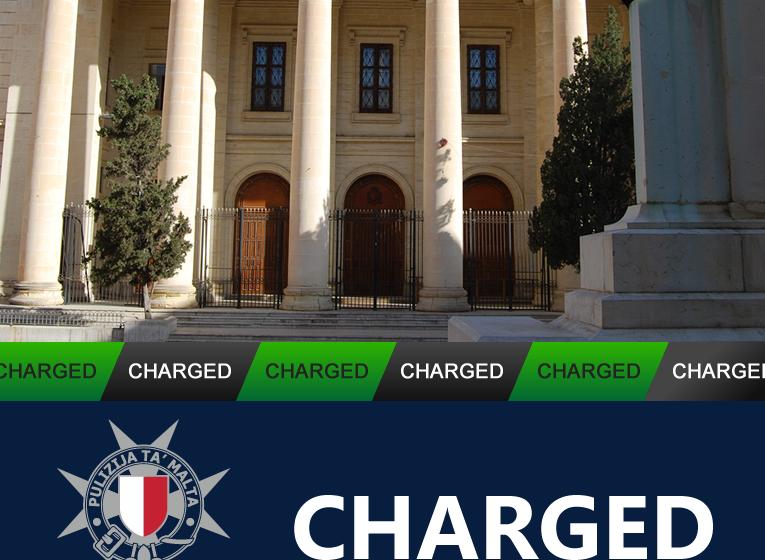 Jeħel Multa Ta' €6,000 Talli Hedded U Weġġa' Pulizija