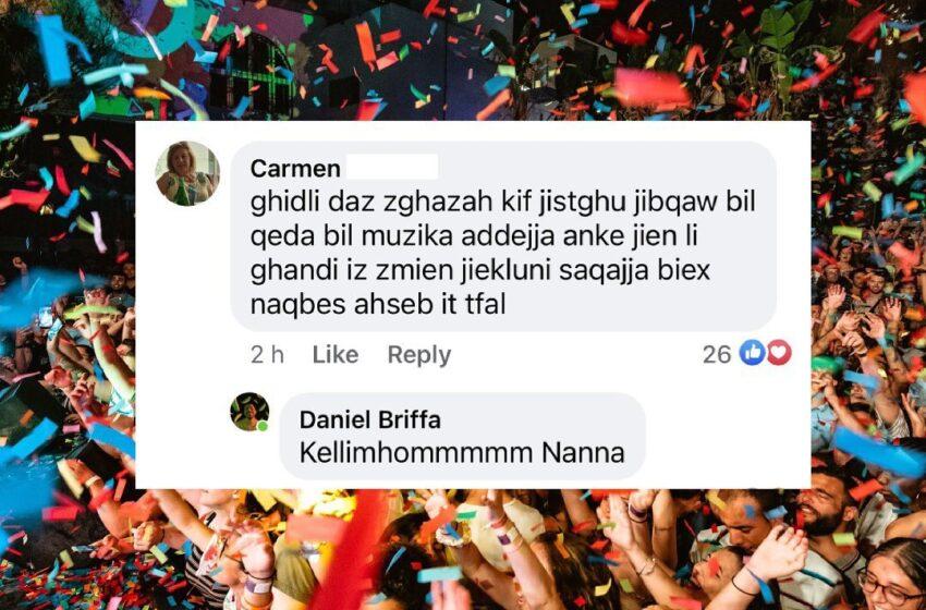 """X'aktarx Din Hija L-Aktar Nanna """"Cool"""" F'Malta"""