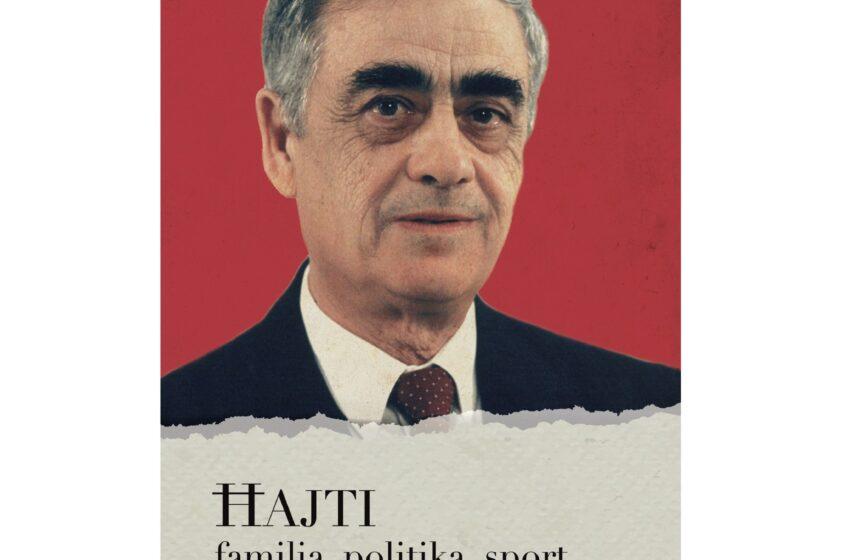 Ktieb Ġdid Dwar L-Esperjenza Politika Ta' Salvu Sant – Ħu L-Ministru Lorry Sant