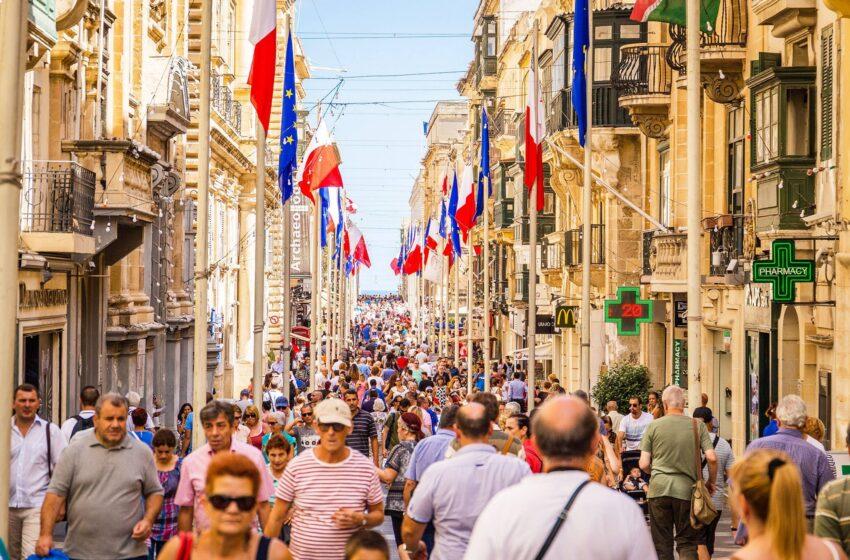 Vawċers Għat-Turisti Anzjani Li Jiġu Malta Bejn Ottubru U Diċembru