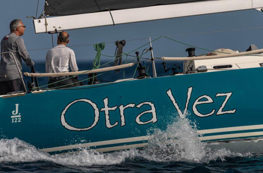 Otra Vez Jirbaħ L-ewwel Edizzjoni Tal-Veuve Clicquot Round Linosa Offshore Race