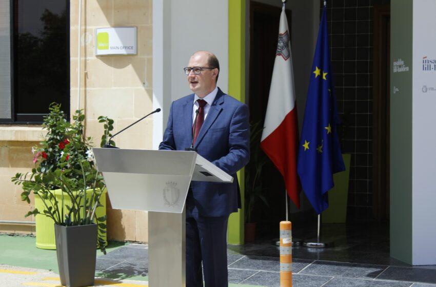 Bil-Fondi Ewropej Investejna Fin-Nies – Stefan Zrinzo Azzopardi