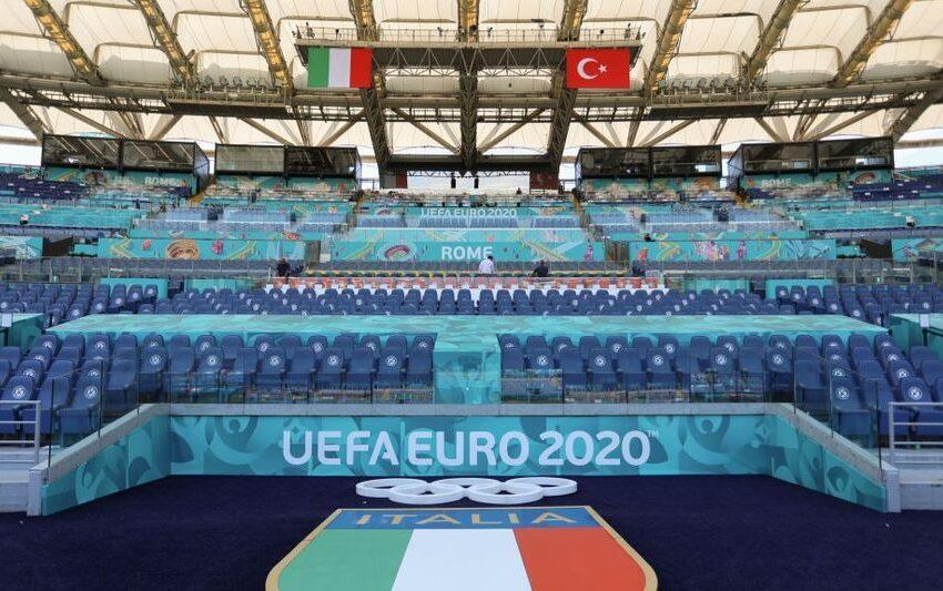 Illum Tibda L-UEFA Euro 2020 Fl-Olimpico F'Ruma