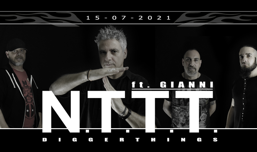 N . T . T . T (No Time This Time) – Diska Ġdida Ta' 'DiggerThings' B'Kollaborazzjoni Ma' Gianni