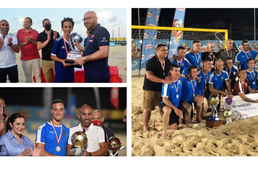 Kampjonat Beach Soccer – AFM Rebbieħa Tal-Ewwel Edizzjoni