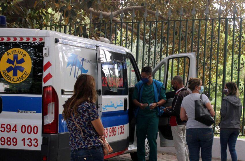 F'Tuneż L-Armata Militari Tieħu F'Idejha Il-Kontroll Tal-Pandemija