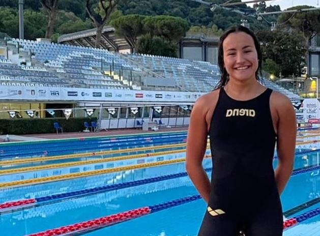 Sasha Gatt Tistabbilixxi Rekord Nazzjonali Ġdid Fil-Finali Tal-Kampjonati Ewropej Junior