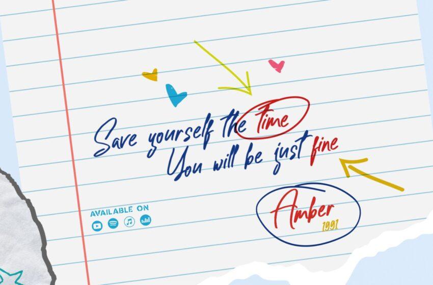 Amber Tniedi 'Save Yourself The Time' B'Messaġġ Għal Dawk Li Jaslu Fi Tmiem Relazzjoni