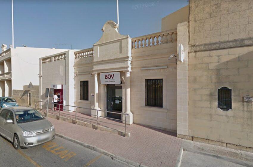 Il-Fergħat Tal-BOV Tal-Imqabba U Tal-Balluta Magħluqin Temporanjament