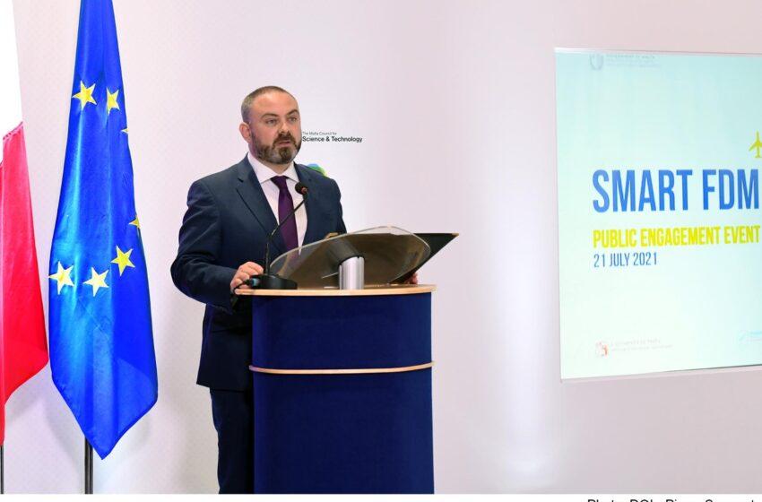 200,000 F'Fondi Mill-MCST Biex Jinħoloq Apparat Li Janalizza D-Data Tat-Titjiriet – Aktar Sigurtà U Effiċjenza