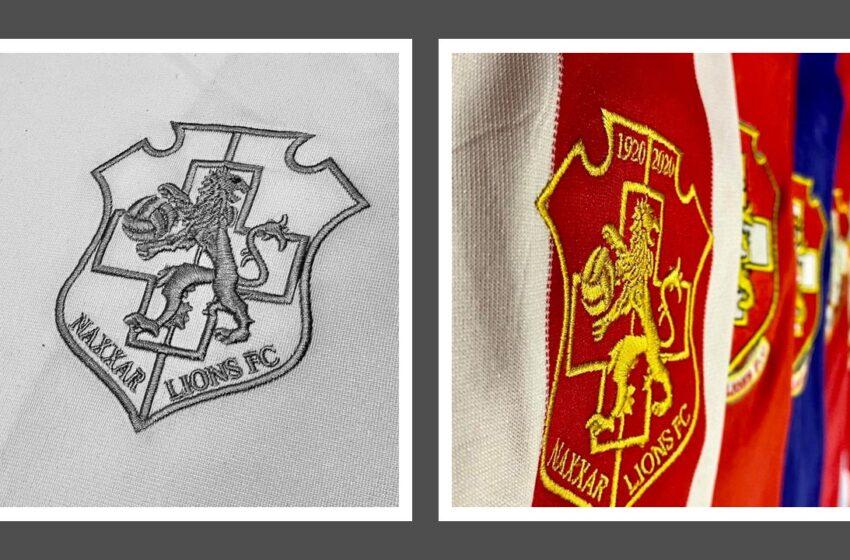Bil-Filmat: Ara L-Kit Il-Ġdid Ta' Naxxar Lions FC