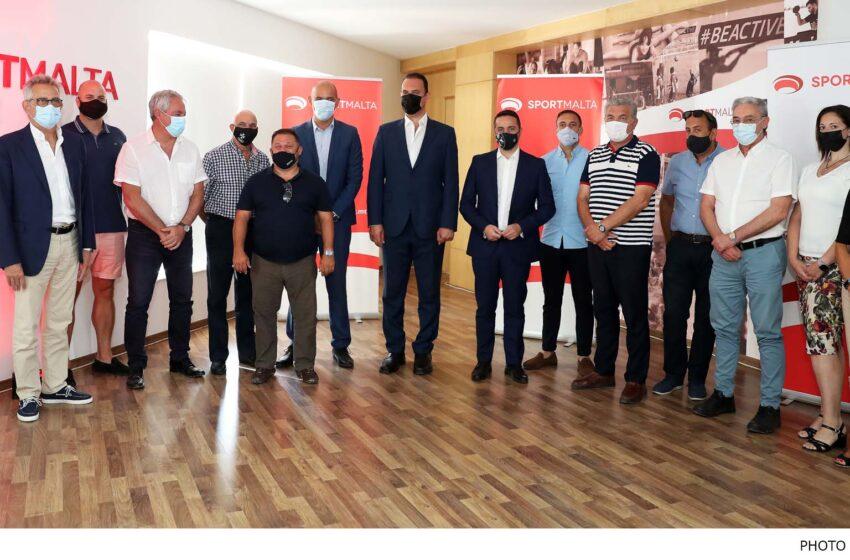 SportMalta Tqassam €5 Miljun Mill-NDSF Lil 10 Assoċjazzjonijiet Sportivi Bi Preparazzjoni Għal-Logħob Tal-Pajjiżi Ż-Żgħar 2023