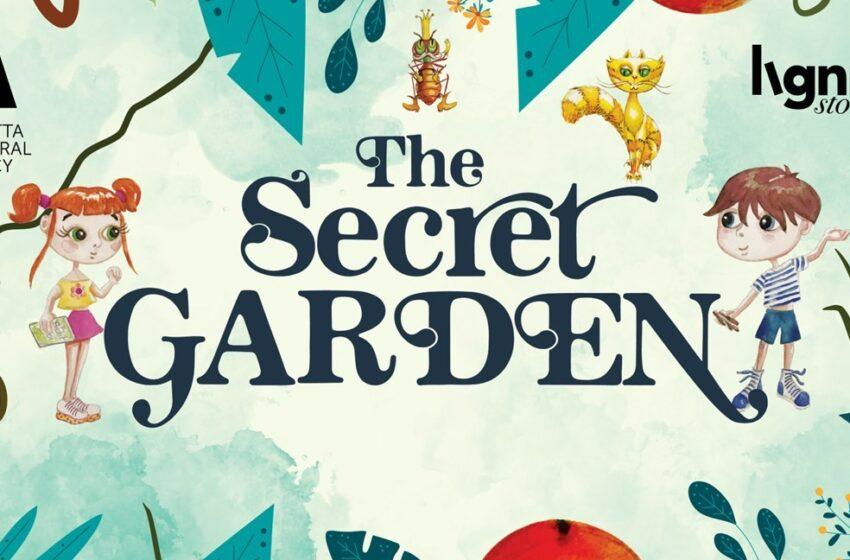 The Secret Garden – Vjaġġ Maġiku Għat-Tfal U L-Familji