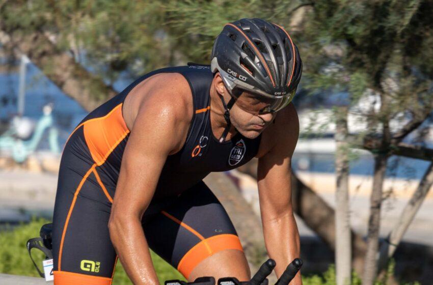 Julian Harding Jerġa Jikser Ir-Rekord Tal-Korsa Tat-Triathlon Fis-Salina