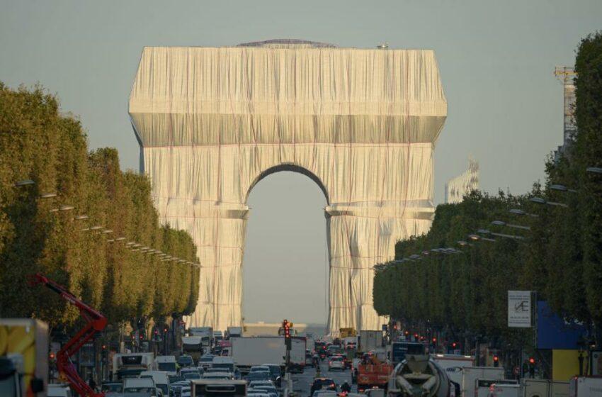 L-Arc De Triomphe Fi Franza Kif Qatt Ma Rajtu Qabel