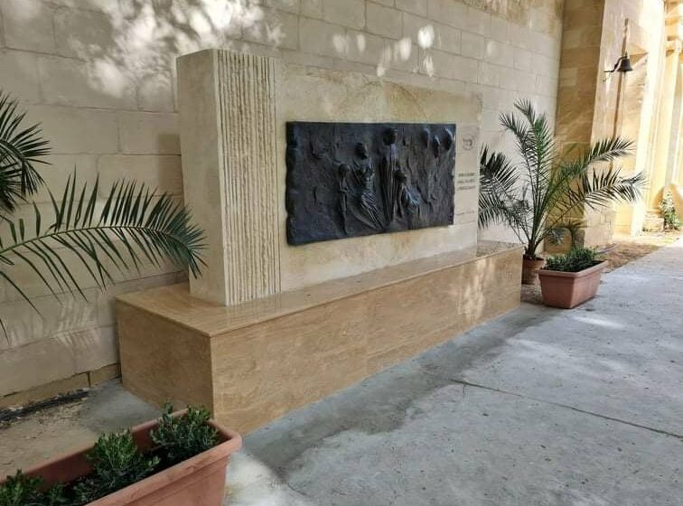 Inawgurat Il-Monument MUMN Li Kien Iġġarraf 3 Snin Ilu