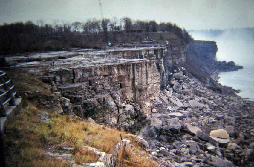 Ara: In-Niagara Falls Mingħajr Ilma…
