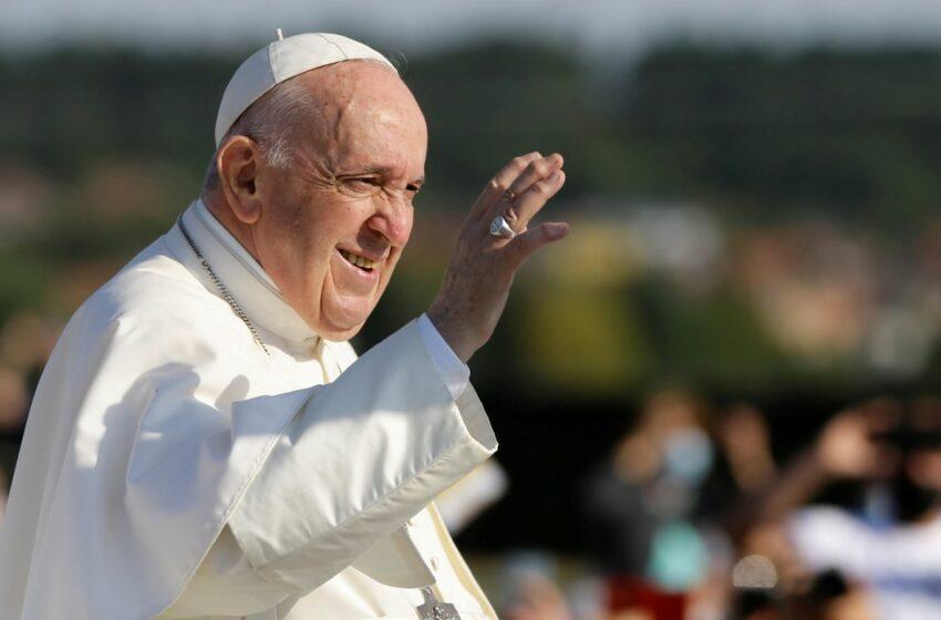 Papa Franġisku Mistenni Jżur Malta Fl-Ewwel Ġimgħa Ta' Diċembru
