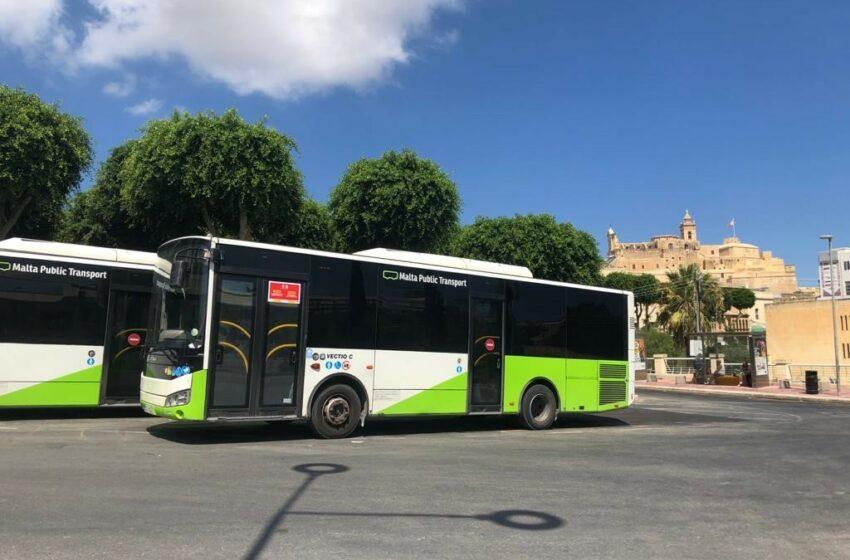 Trasport Pubbliku B'Xejn Nhar Il-Ġimgħa Li Ġej F'Għawdex