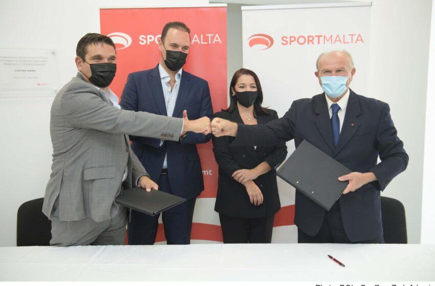 Il-Komunità Ta' Ħal Farruġ Se Tibbenefika Mill-Faċilitajiet Għall-Eżerċizzji Fiżiċi Li SportMalta Għandha F'Ta' Kandja