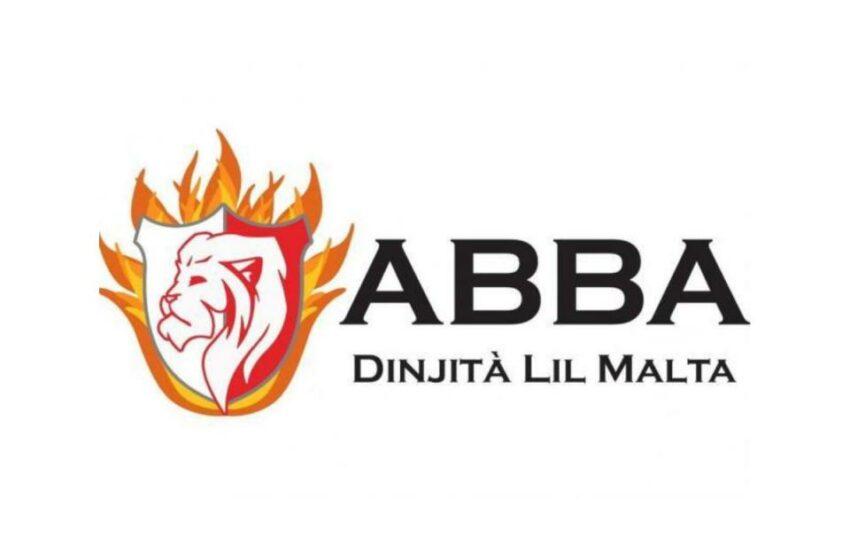 ABBA – Irreġistrat Bħala Partit Politiku Ġdid