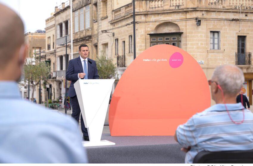"""""""Il-Baġit 2022 Se Jkompli Jinvesti Fis-Sigurtà Biex Il-Maltin Iħossuhom Siguri F'Pajjiżna"""""""