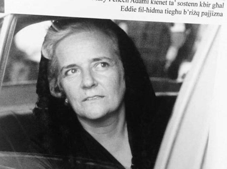 Kieku Llum Mary Fenech Adami Għalqet 88 Sena